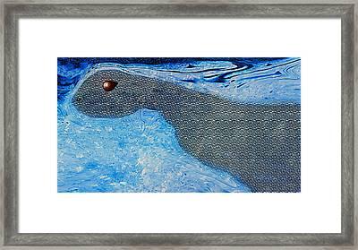 Nessie Framed Print by Sherry Gombert