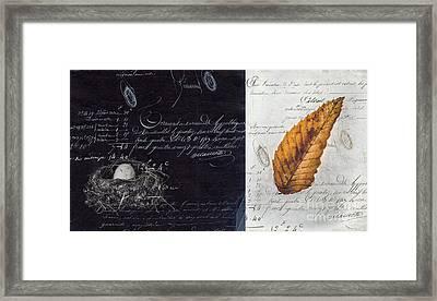 Nest Egg Framed Print