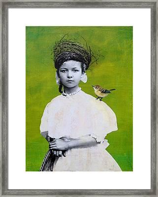 Nesting Series Viii Framed Print