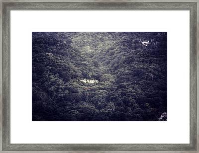 Nestled  Framed Print