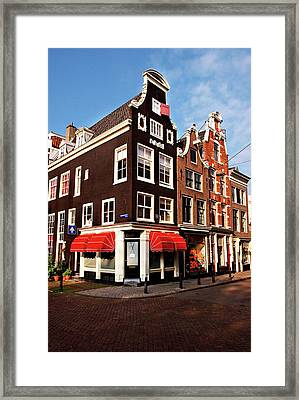 Netherlands, North Holland, Amsterdam Framed Print by Miva Stock