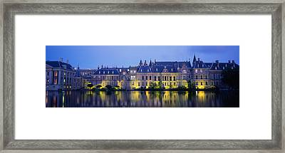 Netherlands, The Hague Framed Print