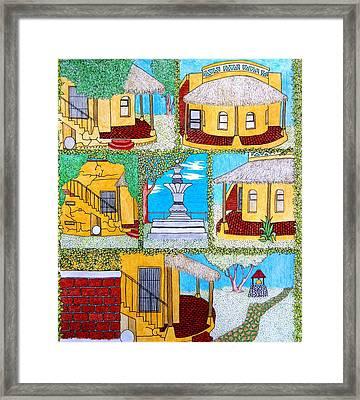 Nettie House Framed Print