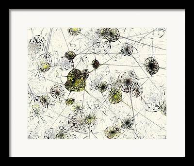 Logical Digital Art Framed Prints