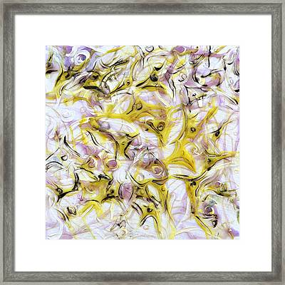 Neurology Framed Print