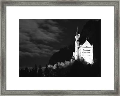 Neuschwanstein Castle Framed Print by Matt MacMillan