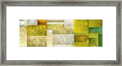 Neutral Study No. 5 Framed Print by Michelle Calkins