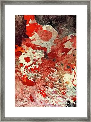 Never Ending War Framed Print by James Welch