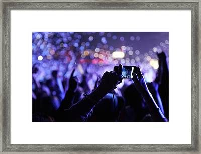 Never Forget This Moment Framed Print by Peopleimages