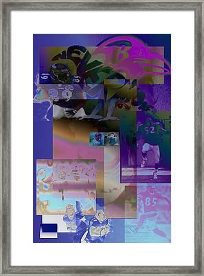 Never-more Framed Print