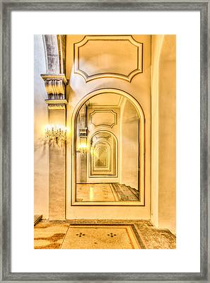 Neverending Framed Print by Semmick Photo