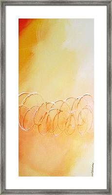 Neverending Story R Framed Print
