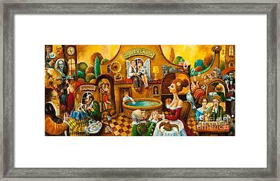 Neverland Framed Print by Igor Postash
