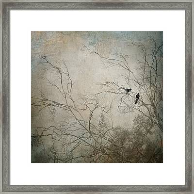 Nevermore... Framed Print