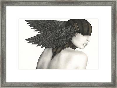 Nevermore Framed Print by Pat Erickson