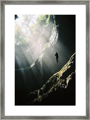 Neversink Framed Print by Vicki Parker