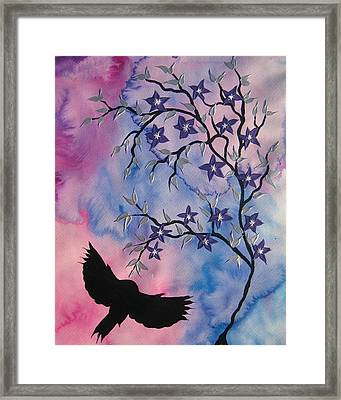 New Adventures Framed Print by Cathy Jacobs