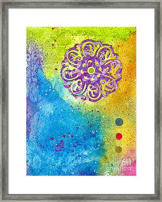 New Age #7 Framed Print