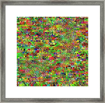 New Art 3 Framed Print