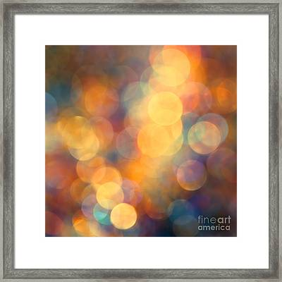 New Beginning Framed Print by Jan Bickerton