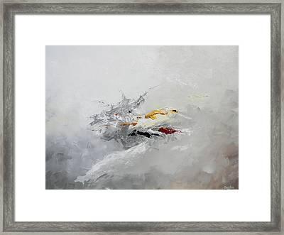 New Beginnings Framed Print by Christine Krainock