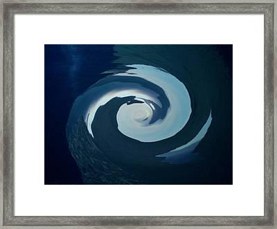 New Born Ying Yang  Framed Print by Colette V Hera  Guggenheim