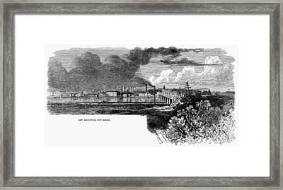 New Brunswick, 1876 Framed Print by Granger