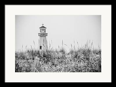 American Lighthouses Framed Prints