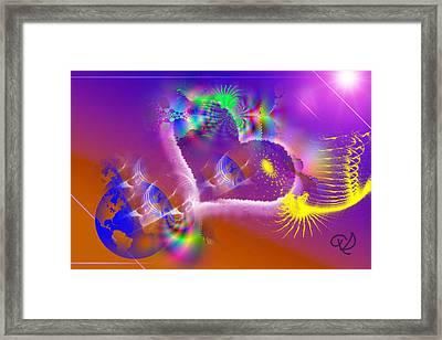 New Creation Framed Print