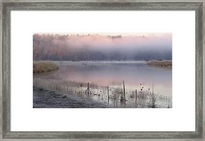 New Dawn  Framed Print
