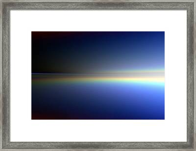 New Day Coming Framed Print by Andreas Thust