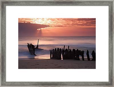 New Day Dawning Framed Print