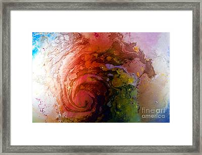 New Earth Framed Print by Petros Yiannakas