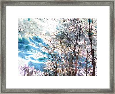 New England Landscape No.221 Framed Print by Sumiyo Toribe