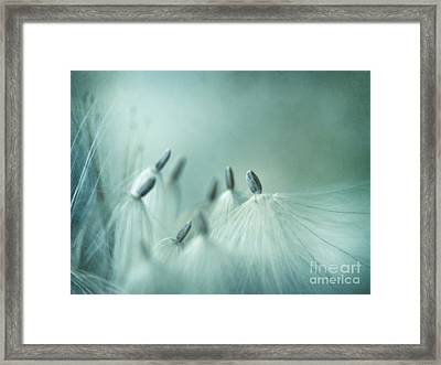 New Generation Framed Print by Priska Wettstein