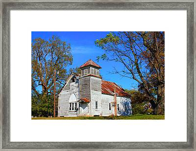 New Hope Mb Church Estill Ms Framed Print