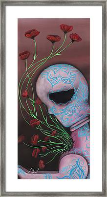 New Life Framed Print by  Abril Andrade Griffith