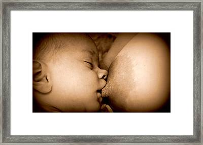 New Life Framed Print by Arie Arik Chen