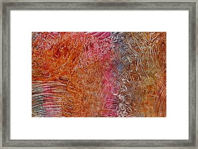 Framed Print featuring the mixed media New Light by Sami Tiainen