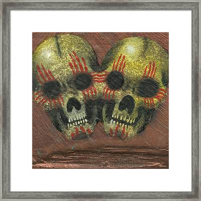 New Mexicans Framed Print by KD Neeley