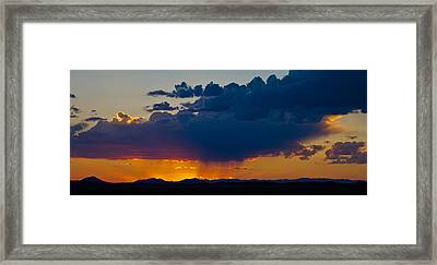 New Mexico Beauty Framed Print