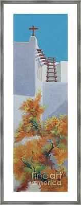 New Mexico Morning Framed Print