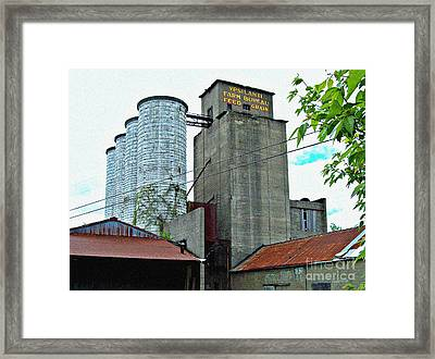 New Micro-brewery Framed Print by MJ Olsen