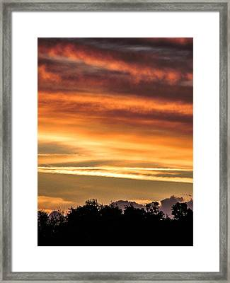 New Normal Framed Print by Christy Usilton