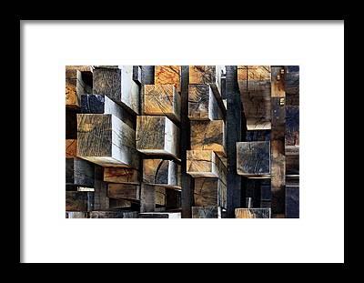 Construction Framed Prints