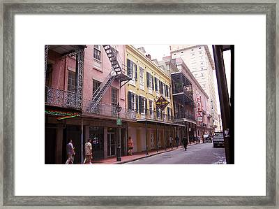 New Orleans 3 Framed Print