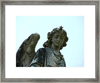New Orleans Angel 3 Framed Print