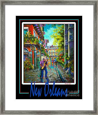 New Orleans Framed Print by Dianne Parks