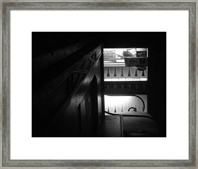 New Orleans Juke Joint Framed Print