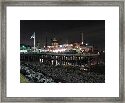 New Orleans - Seen On The Streets - 121228 Framed Print